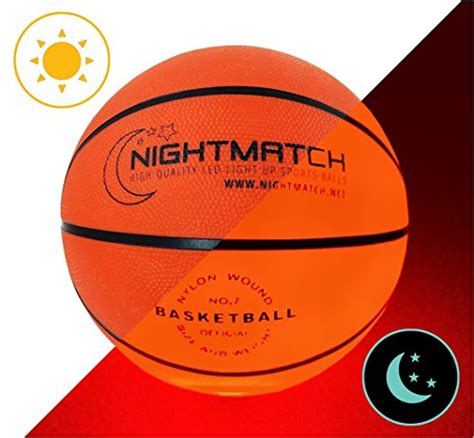 Light Up Basketball by Light Up Basketball Glows Bright For At