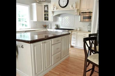 diy repaint kitchen cabinets how to