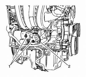 Service Manual  2012 Chevrolet Sonic Remove Starter Motor