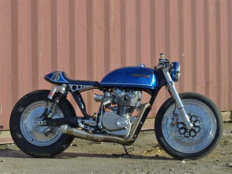 Alonze Customs Cb500t Cafe Racer