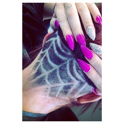 images  peinados nuca  pinterest