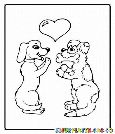 Puppy Love Schilderen