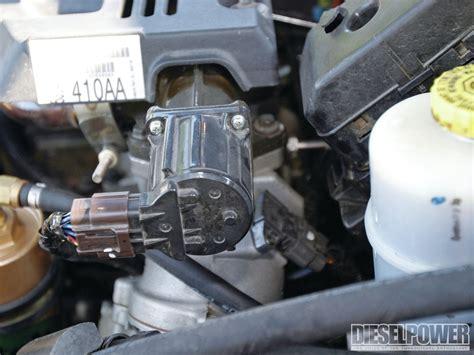 evil  egr  diesel engines diesel power magazine