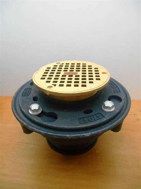 Shower With B by Zurn Z415b Hd Floor Shower Drain With 5 B Strainer Bronze