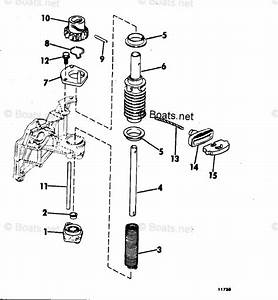 Evinrude Outboard Parts By Hp 6hp Oem Parts Diagram For