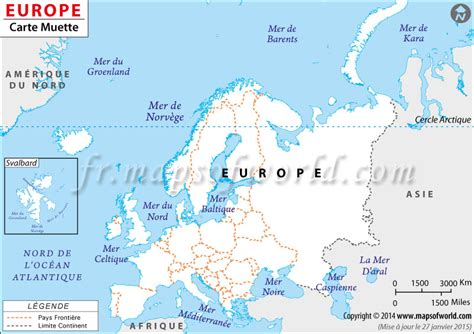 Carte Vierge De L Europe by Carte Vierge De L Europe Europe Fond De Carte De Coloriage