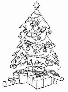 Noel Noir Et Blanc : sapin de noel coloriage sapin de noel colorier arbre de noel ~ Melissatoandfro.com Idées de Décoration