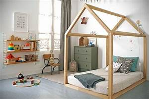 Lit Cabane Bebe : le plus beau lit cabane pour votre enfant ~ Teatrodelosmanantiales.com Idées de Décoration