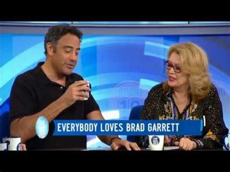 'Everybody Loves Raymond's Brad Garrett | Studio 10 - YouTube