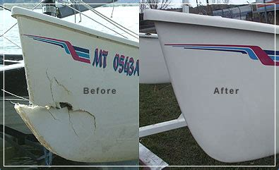 Fiberglass Boat Repair New Braunfels by Repair A Cracked Fibreglass Tub