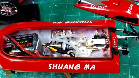 Boat R Upgrade by 16 Inch Rc Racing Boat Upgrade B2040 Bl Motor