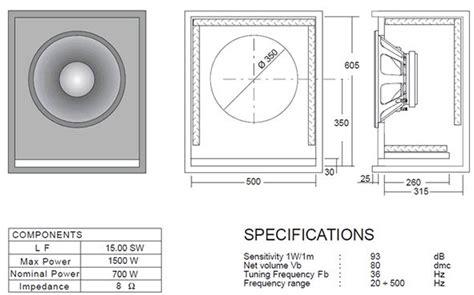 Speaker Cabinet Design Software Free by Diy Plans 15 Speaker Cabinet Plans Pdf 16 000