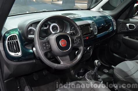 Fiat 500l Interior by Fiat 500l Trekking Interior Www Indiepedia Org