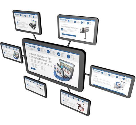 site map crescendo interactive
