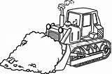 Bulldozer Coloring Bagger Ausmalbilder Ausdrucken Zum Excavator Mewarnai Printable Construction Traktor Backhoe Kostenlos Drawing Gambar Kristiestreicherbeautybar Sand Vehicles Getcolorings Baustelle sketch template