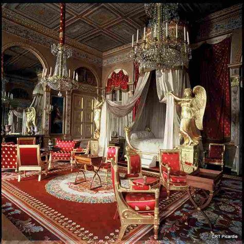 chambre de commerce de l oise chambre de l 39 empereur du château de compiègne dans l 39 oise