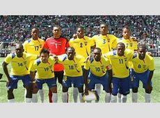 Ecuador anuncio a sus 23 jugadores para la Copa América