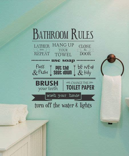 Cheap Bathroom Quotes by Wallquotes By Belvedere Designs Bathroom Wall