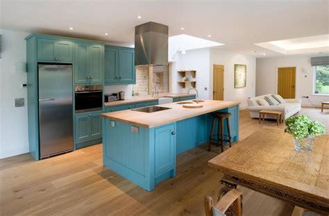 lighting cabinets kitchen cornish blue kitchen coastal kitchen cornwall by 7063