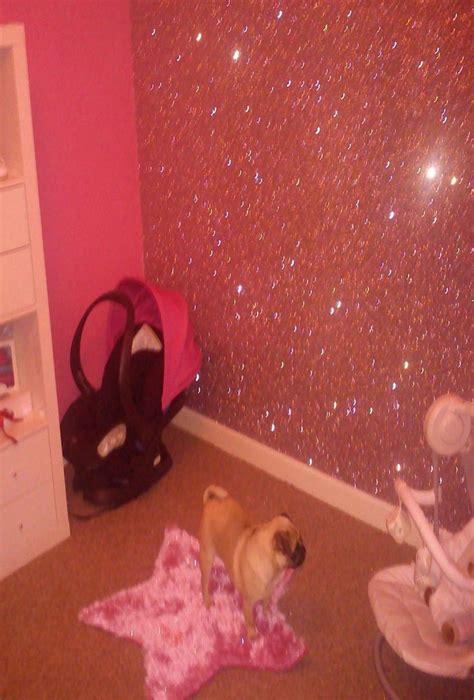 bedroom wall decor ideas best 25 glitter walls ideas on glitter pink