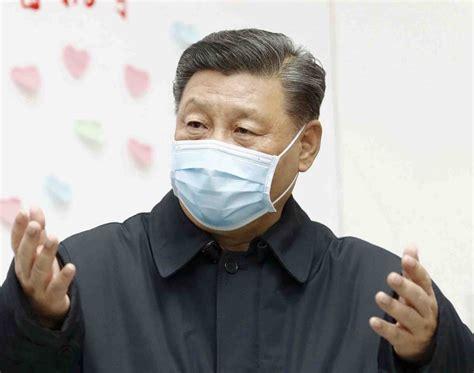 china coronavirus  xi jinping mask  japan