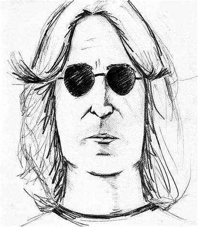 Lennon John Starting Guy Marilyn Toes Sumner
