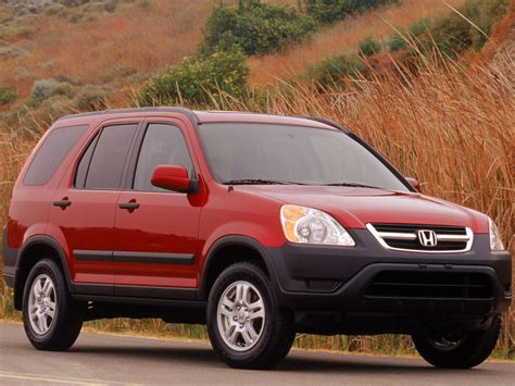 Honda CR-V picture # 02 of 62, Front Angle, MY 2003, 1600x1200