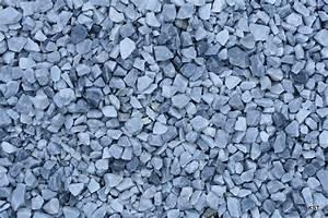 Gravier Pour Jardin : gravier concass de marbre bleu glace 20 30mm ~ Premium-room.com Idées de Décoration