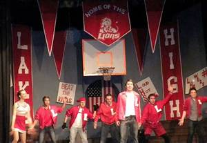 'Gleek School Musical' shines at the Off Broadway Theatre ...
