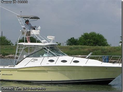 Excel Boats Houston Tx by Quot Wellcraft Quot Boat Listings In Tx