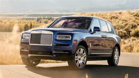 Rolls-royce Cullinan News And Reviews