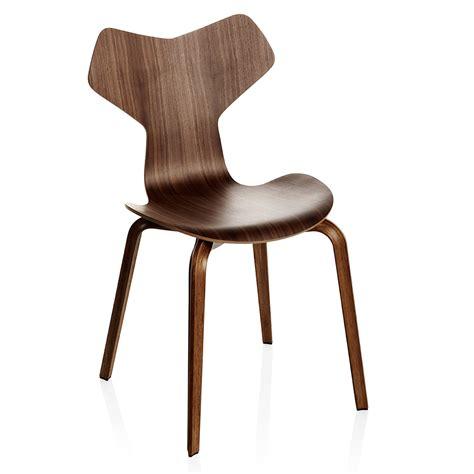 chaise jacobsen grand prix 4130 wooden legs arne jacobsen fritz hansen