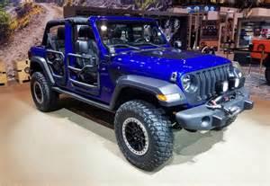 chicago auto show  jeep wrangler jpp