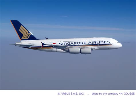 Singapore Airlines A380 Now Flies to Los Angeles Via Narita