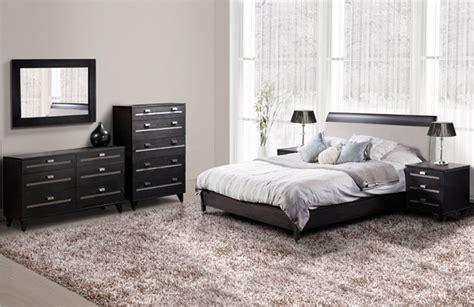 chambre mobilier de mobilier chambre à coucher contemporain