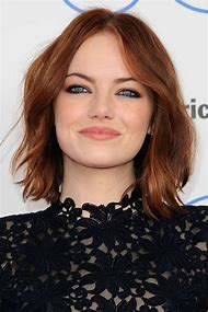 Emma Stone Red Hair Short