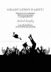 Free Printable Graduation Invitations Templates