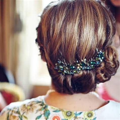 Coiffure Mariage Cheveux Mi Longs Coiffure Mariage Cheveux Mi Longs 40 Coiffures De Mariage Rock Ou Sages