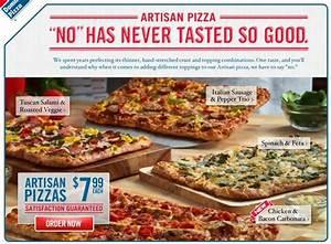 Domino's 'Artisan Pizza's' ad campaign 'not a bad idea ...