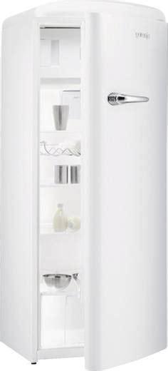 Retro Kühlschrank Mit Gefrierfach by Retro K 252 Hlschrank Mit Gefrierfach 281 L Wei 223