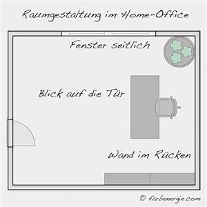 Schreibtisch Position Im Raum : mit raumkonzept zum effizienten arbeiten im home office abenteuer home office ~ Bigdaddyawards.com Haus und Dekorationen