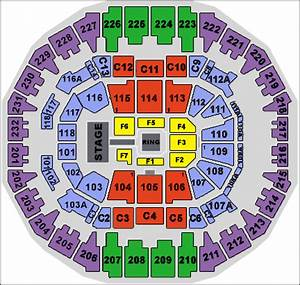 Wwe Tickets January 17 2017 At 6 30 Pm Fedexforum