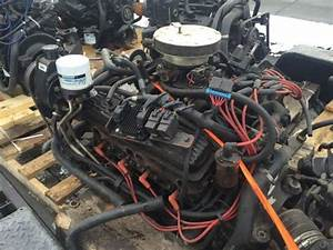 Sell Mercruiser 5 7 Throttle Body Fuel Injected Inboard