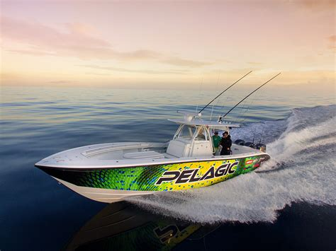 Boat Gear by Pelagic Gear 174 Boat Aerial On Behance
