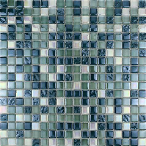 Vietrous Glass Mosaic Sheets Kitchen Blacksplash