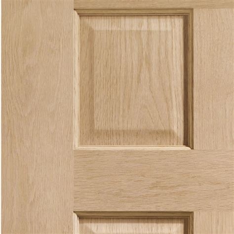 Colonial 6 Panel Internal Oak Door