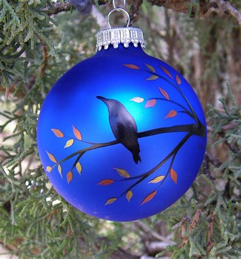 crow christmas ornaments ornaments