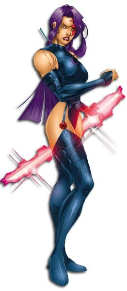 skills possessed psylocke