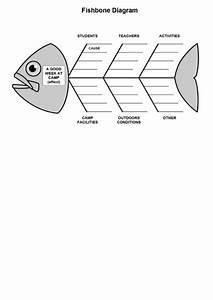 Fillable Fishbone Diagram Template Printable Pdf Download