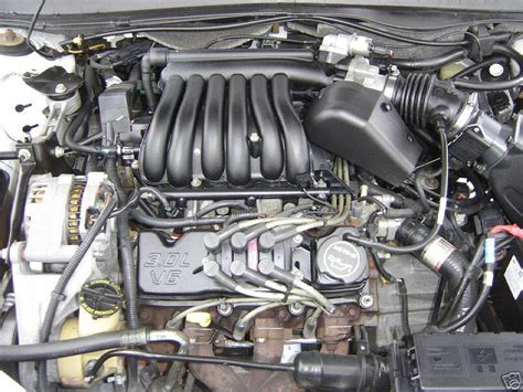 02 Tauru Engine Diagram by 2001 Vulcan Running Badly Taurus Car Club Of America